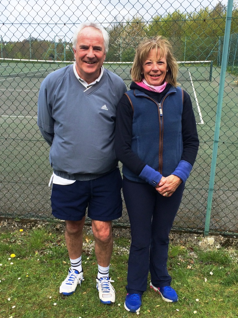 Steeple Morden Tennis Club Tournament Winners April 2016